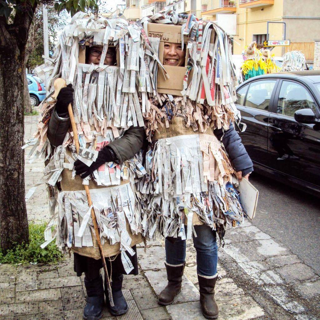 Maschera Carnevalone Montese